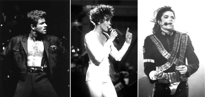 George-Michael-Whitney-Houston-Michael-Jackson