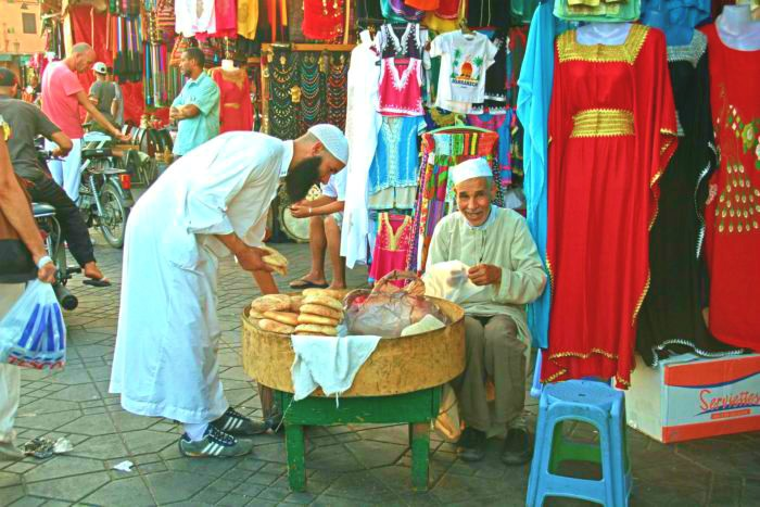 targ-Maroko