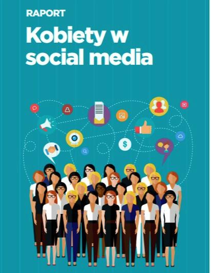 raport kobiety w social media