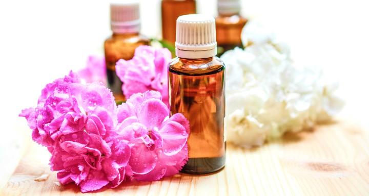 naturalne olejki zapachowe