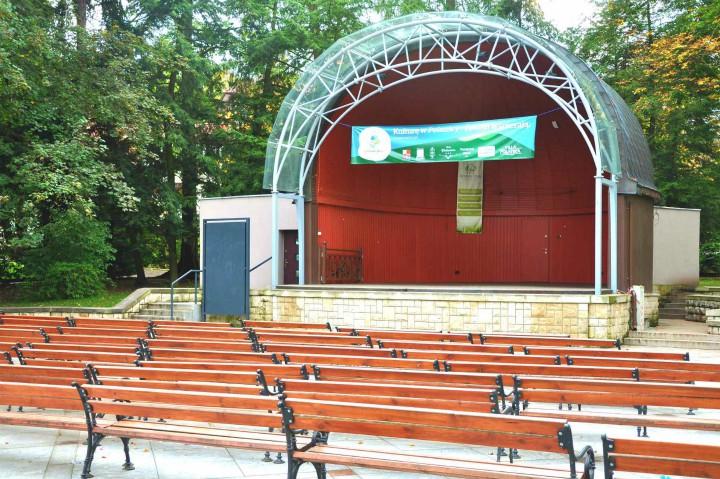 polanica-zdroj muszla koncertowa