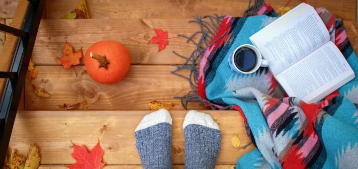co czytac jesienia listopad