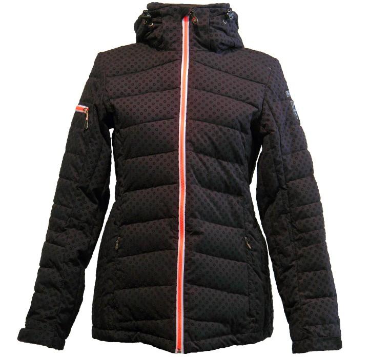 kurtka taliowana