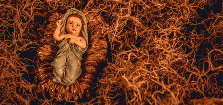 karp wigilijny jezus