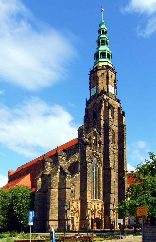 swidnica katedra