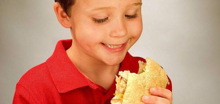 kanapka dla wnuka