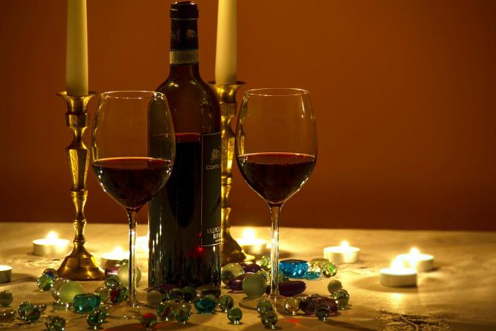 randka wino