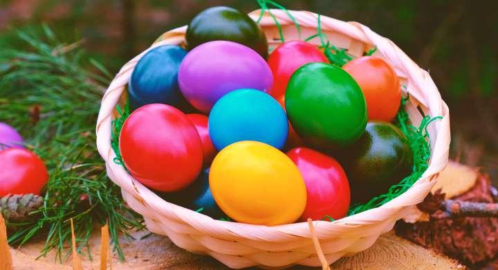 jajka w swieconce