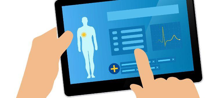 aplikacje na telefon zdrowie
