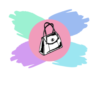 do czego nosic rozowa torebke
