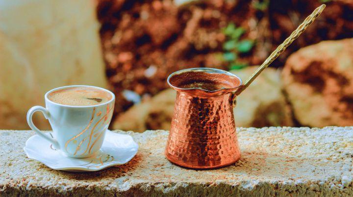 tygielek kawa po turecku