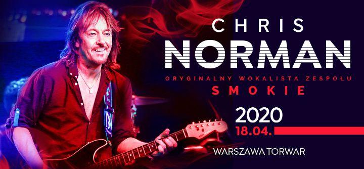 chris norman smokie koncert 2020