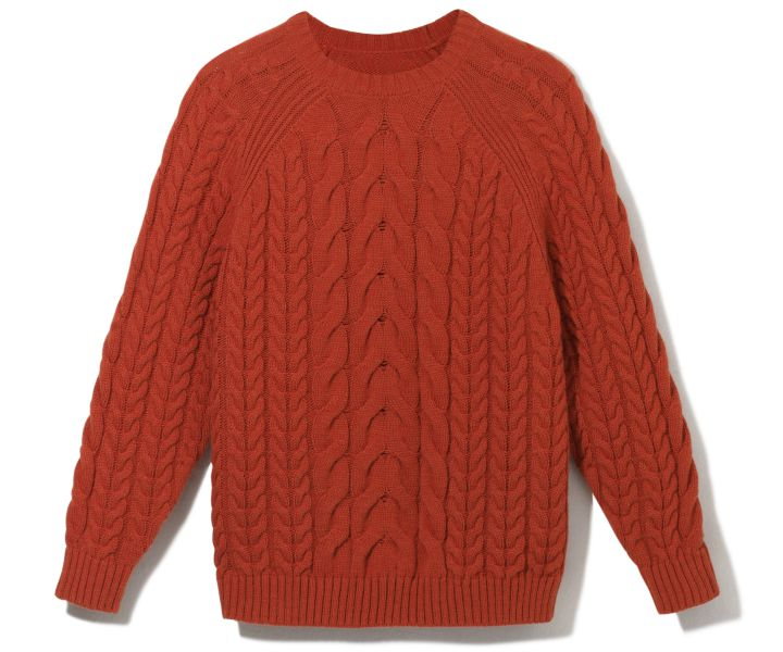 mens sweater reserved