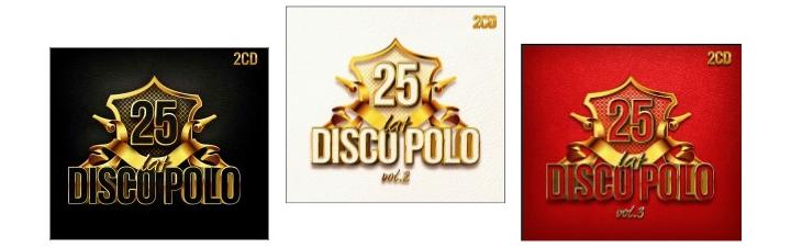okladka 25 lat disco polo