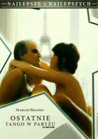 okladka ostatnie tango w paryzu