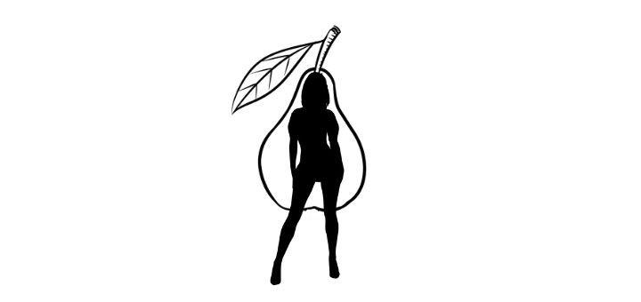 figura typu gruszka