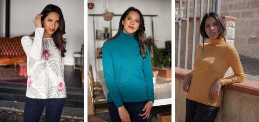 Jak dobrać kolor swetra do typu urody