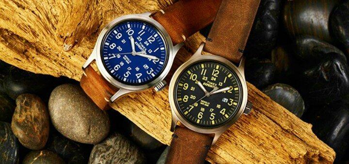 Zegarek dla starszej osoby