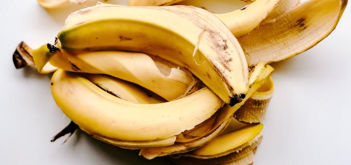 domowe nawozy skórka banana
