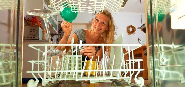 Jak prawidłowo użytkować zmywarkę?
