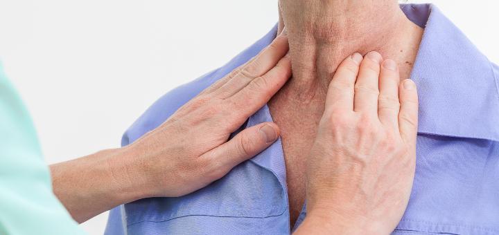 nadczynność tarczycy lekarz badanie