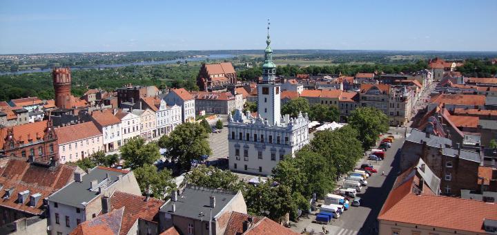 najbardziej romantyczne miasta europy chełmno