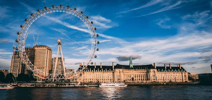 najbardziej romantyczne miasta europy londyn
