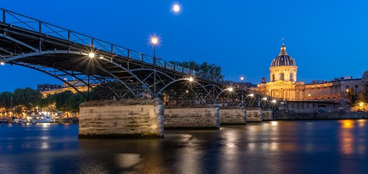 najbardziej romantyczne miasta europy paryż