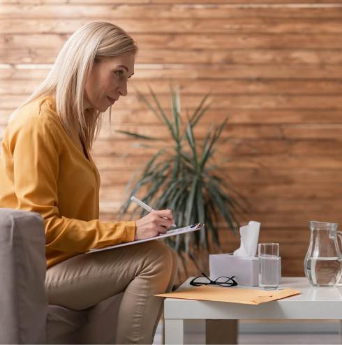 Niska samoocena – psychoterapia indywidualna