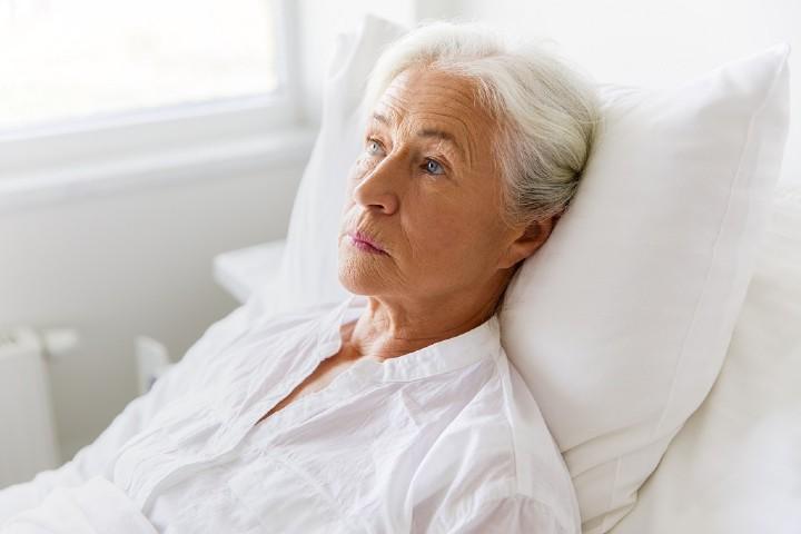 Krem na odparzenia u osób starszych