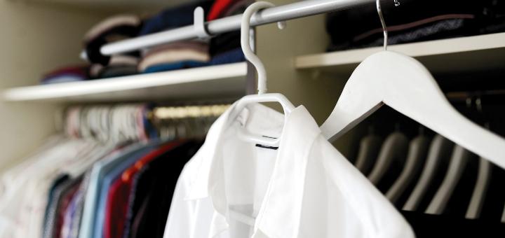 wieszaki ubrania